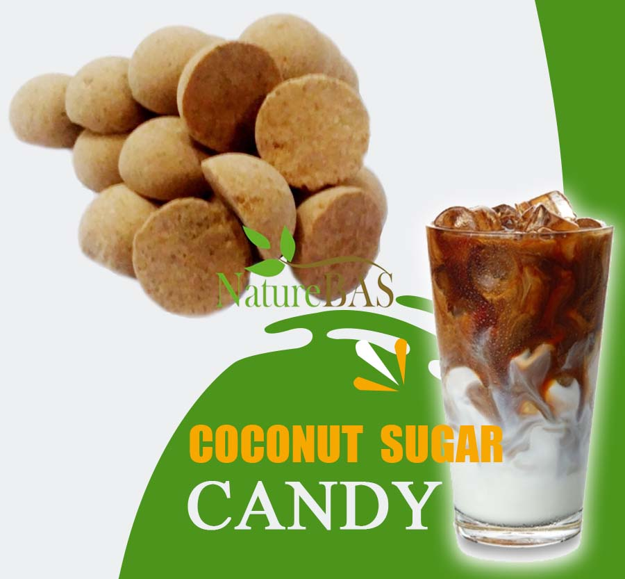coconut sugar candy